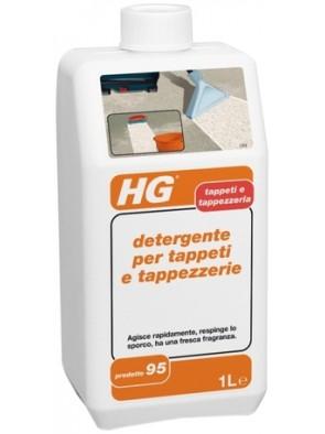 HG detergente per tappeti e...