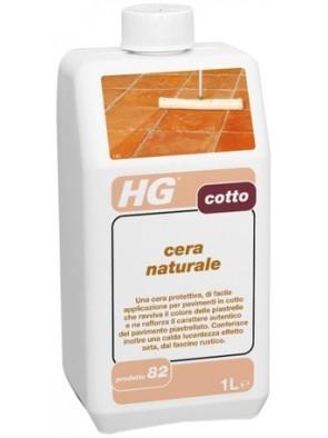 HG cera naturale per cotto