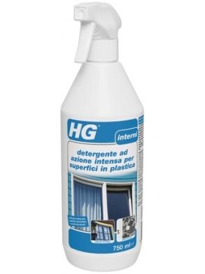 HG detergente ad azione...