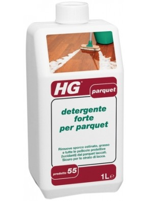 HG detergente forte per...
